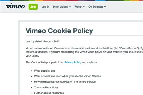 2017 Cookies Policy Template Generator Cookie Policy Templates