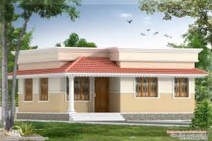 Small House Plans In Kerala Kerala Style 2 Bedroom Small Villa In 740 Sq Ft Kerala Home Design And Floor Plans