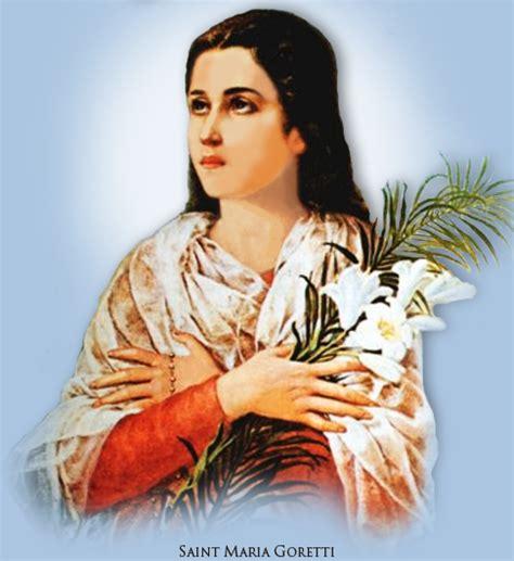 imagenes de la virgen maria goretti escola santa maria goretti quem somos