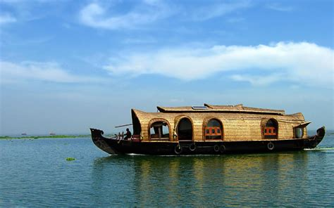 house boat kerela houseboat kerala wallpaper 264310