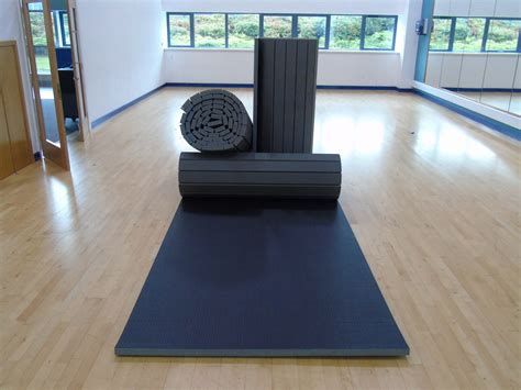 roll out mats martial arts matting foams4sports