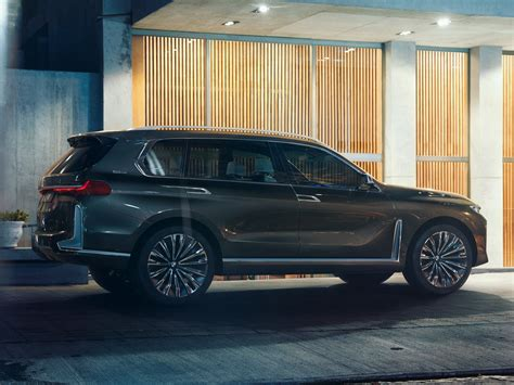 Bmw X7 by New Bmw X7 Iperformance Concept This Is It Carscoops