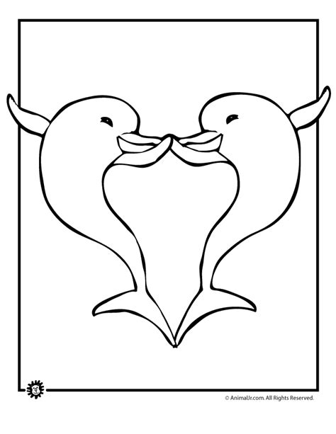 coloring pages dolphins dolphin coloring pages for kids coloring home