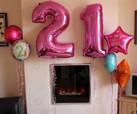 Pinterest Cheap Home Decor by Preciosa Decoraci 243 N Con Globos Para Aniversario