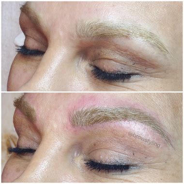 tattoo hiding cream video browstyling microblading gallery