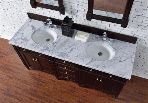 72 inch double sink bathroom vanity top contemporary 72 inch double sink bathroom vanity mahogany