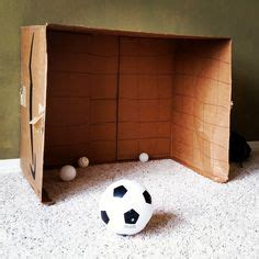 diy lacrosse goal rumble and tumble football craft raising will