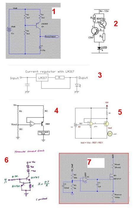 zener diode current source zener diode current source electrical engineering stack exchange