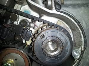 kia amanti i am going to do the timing belt replacement today