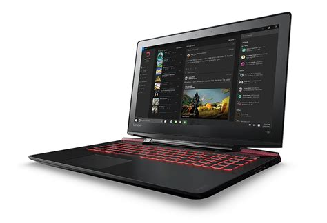 Laptop Lenovo Intel I7 buy lenovo ideapad y700 i7 gaming laptop at evetech co za