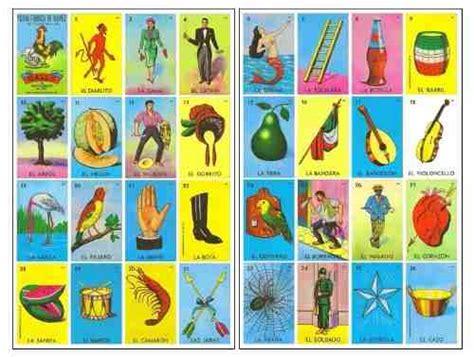 imagenes graciosas loteria del niño loteria mexicana imprimible con baraja 150 cartas 200