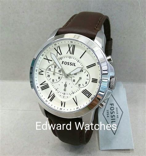 jual jam tangan pria fossil original cslbm  lapak edward