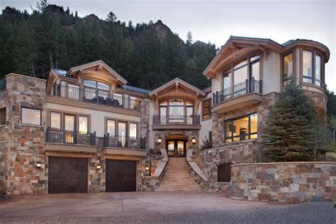 magnificent aspen homes aspen homes