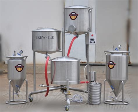nanobrewery microbrewery equipment uk