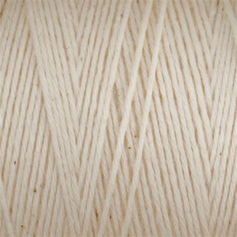 cotton rug warp cotton carpet warp 8 4 yarn color 104 halcyon yarn