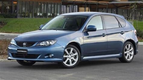used car review subaru impreza 2007 2008 car reviews carsguide