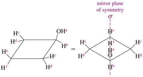 Diastereotopic Protons by Organic Spectroscopy International Proton Nmr Spectrum Of