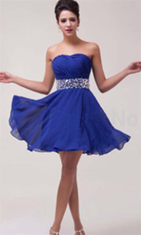 sparkle strapless belt prom dress ksp365