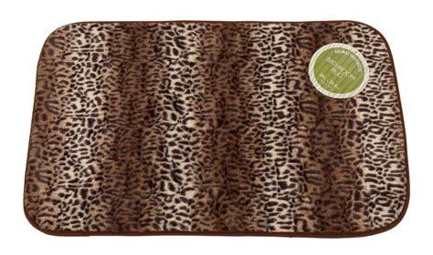 Faux Fur Bathroom Rugs carnation home fashions inc quot animal instincts