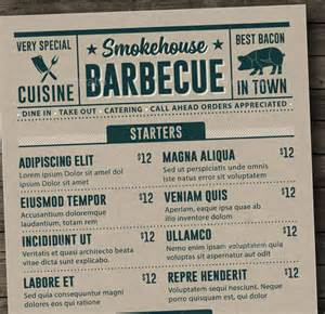25 best restaurant menu design templates 2015 pixel curse