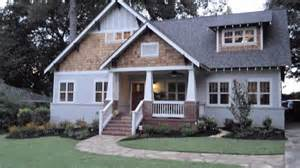 Bungalow Vs Ranch by Decatur Ranch Converted To Craftsman Bungalow Youtube