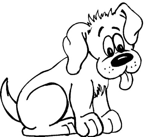 sad dog coloring page rules of the jungle dog pictures