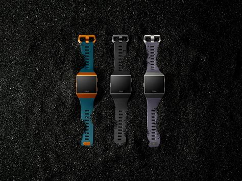 ionic colors fitbit s ionic smartwatch has all the best apple