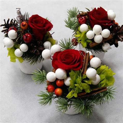 fiori stabilizzati prezzi tris di rosse per stabiklizzate