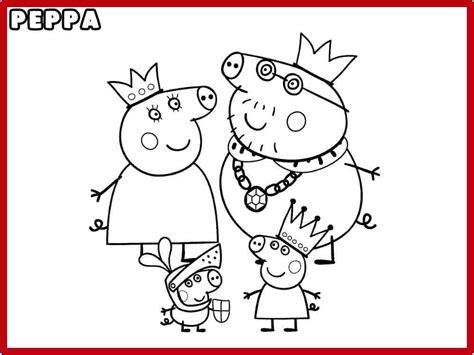 imagenes to pdf pintar peppa pig y colorear dibujos de peppa pig