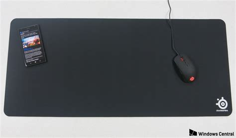 Mousepad Steelseries steelseries qck gaming mousepad review it s really big windows central