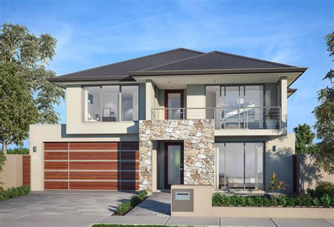 Coastline Homes by Two Storey House Builders Perth The Lennox Coast Homes