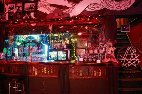 newspaper themed bar from vire strippers to zombie safe houses 21 weird and