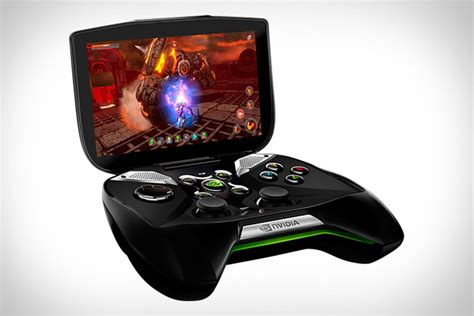 nvidia gaming console nvidia announces project shield gaming console