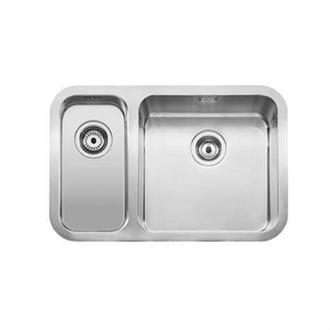 Berlin Single Bowl Kitchen Sink And Left Colander 700 Roca Kitchen Sinks