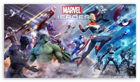 marvel heroes   hd desktop wallpaper   ultra hd