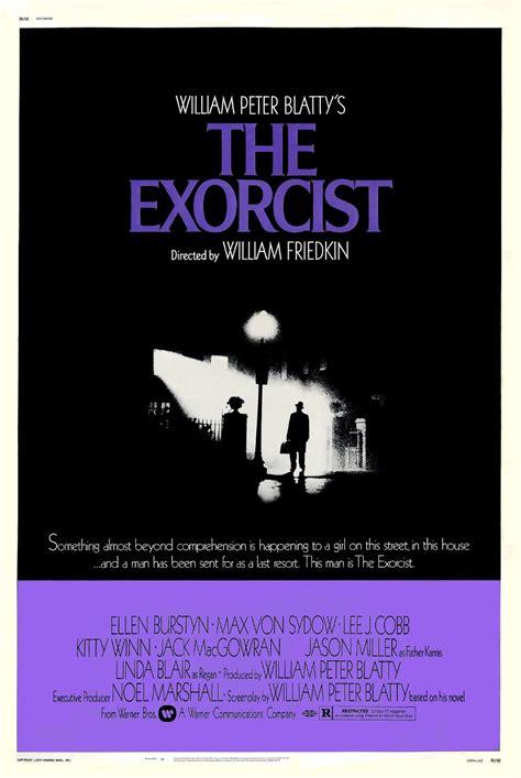 the exorcist film order friedkin s the exorcist original movie poster linda