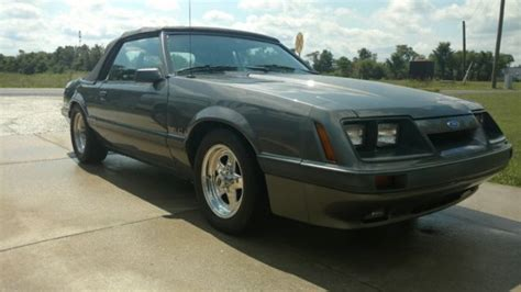 86 ford mustang gt for sale 86 mustang gt convertible