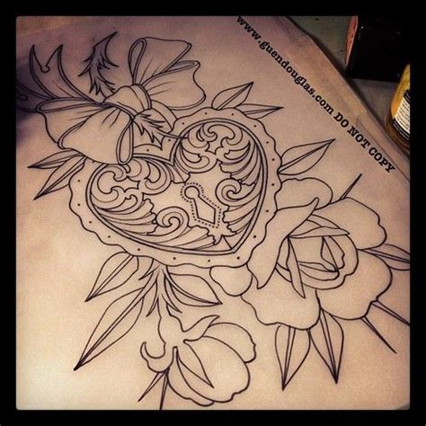 locket rose tattoo roses n locket design 187 ideas