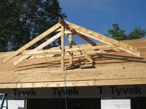 Pre Built Trusses For Sheds by Nate S Notes Dormer