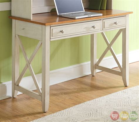 Cottage Style Desks by Isle Coastal Cottage Style Transitional Home Office Desk