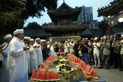 ramadan fasting china restricts ramadan fasting in east turkestan hizb