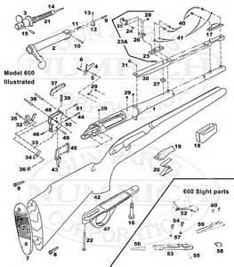 mohawk 600 accessories numrich gun parts