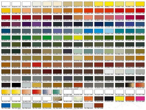 amazing colors of paint with duron paints house paint color charts chips sles