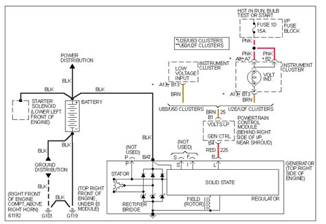 wiring diagram for pontiac g6 alternator 2006 pontiac g6