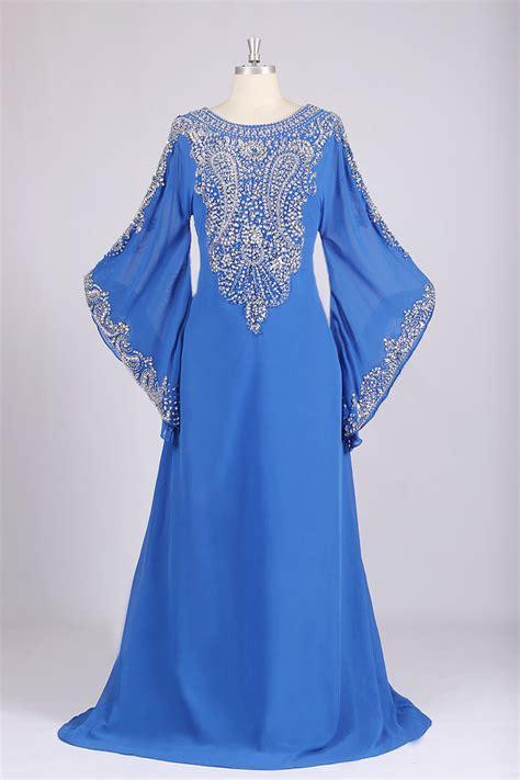 Kaftan One Souldel 1 moroccan kaftan dresses evening 2016 free shipping