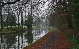 grange canal lancaster canal at ellel grange bridge 169 j