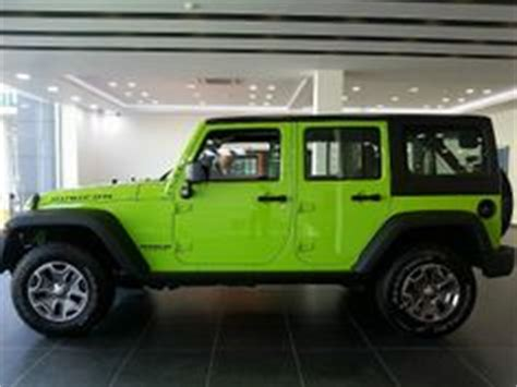 Lime Green Jeep Wrangler 2012 For Sale Gecko Green Jeep For Sale Autos Post