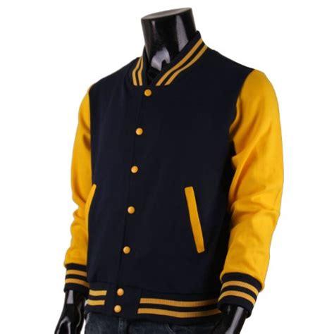 Sixe Jaket Baseball Jaket Baseball Varsity Navy Abu Best Seller Bcpolo S Varsity Jacket Navy Yellow Baseball Jacket