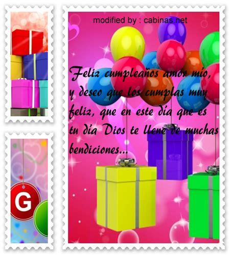 imagenes con mensajes de cumpleaños para mi amor frases de cumplea 241 os para mi amor saludos de cumplea 241 os