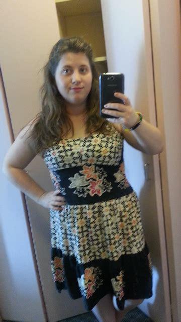 Batik Dress Cheers refashion co op batik dress
